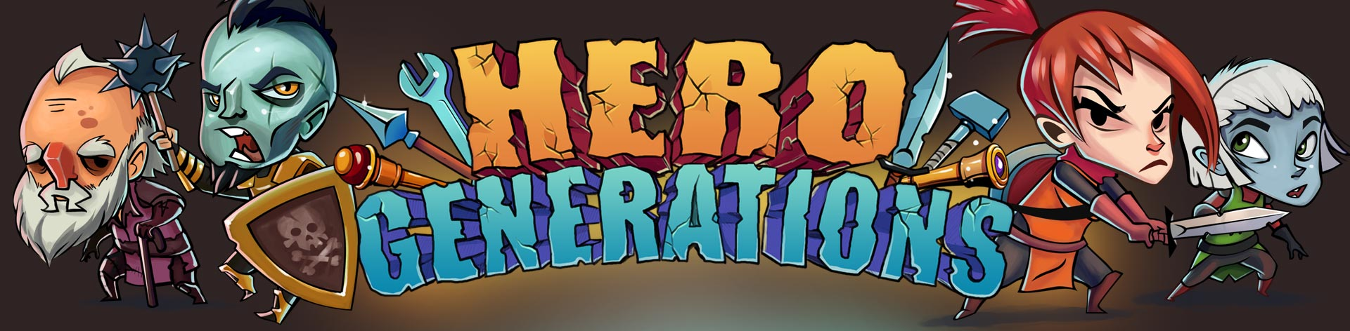 Hero Generations Banner Image